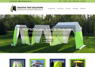 Creative Tent Solutions