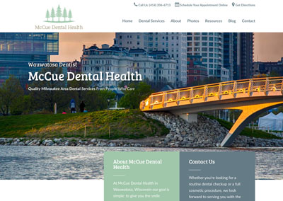 McCue Dental Health