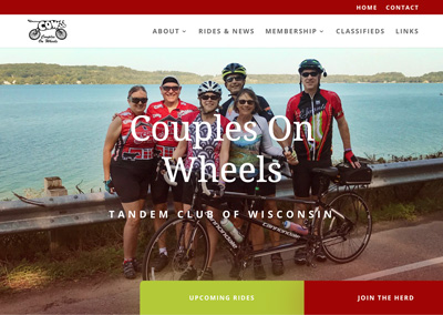 Couples On Wheels