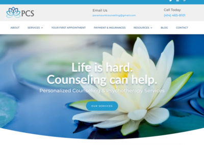 Paramount Counseling Services