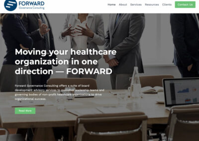 Forward Governance Consulting